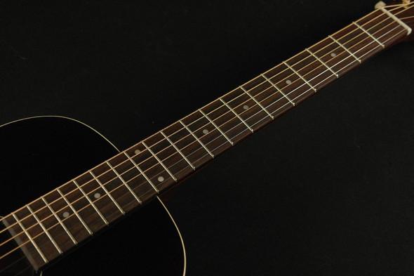 Art & Lutherie Roadhouse Parlor Acoustic/Electric - Bourbon Burst 1200