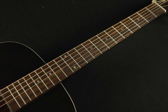 Art & Lutherie Legacy Concert Hall - Faded Black QIT (781)