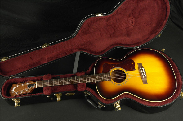 Guild USA F-30 Standard Orchestra Antique Burst with Case NEW HARTFORD MADE! (003)