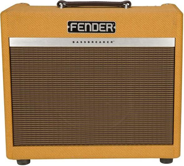 Fender Bassbreaker15 Combo FSR - Lacquered Tweed - 120V