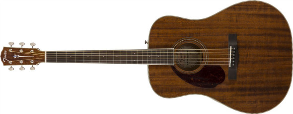 Fender PM-1 Dreadnought All-Mahogany LH - Natural