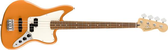 Fender Player Jaguar Bass - Pau Ferro Fingerboard - Capri Orange
