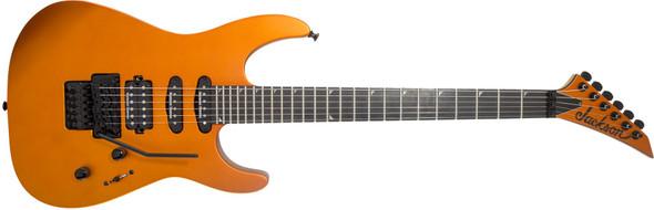 Jackson Pro Series Soloist SL3 - Ebony Fingerboard - Satin Orange Blaze (2914327537)