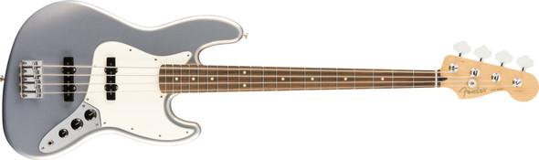 Fender Player Jazz Bass - Pau Ferro Fingerboard - Silver