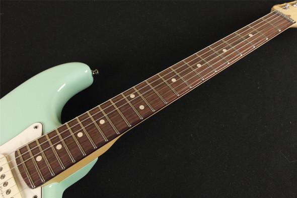 Fender Custom Shop Jeff Beck Signature Stratocaster - Rosewood Fingerboard - Surf Green COST JUNE