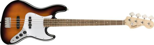 Squier by Fender by Fender Affinity Series Jazz Bass - Laurel Fingerboard - Brown Sunburst (370760532)