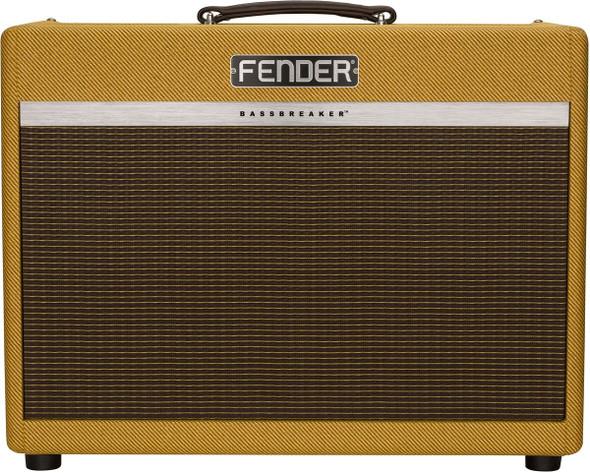 Fender Limited Edition - Bassbreaker 30R G12H30 - Lacquered Tweed 120V