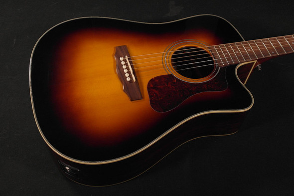 Guild Westerly Collection D-140CE Sunburst 384-0405-837 (125)