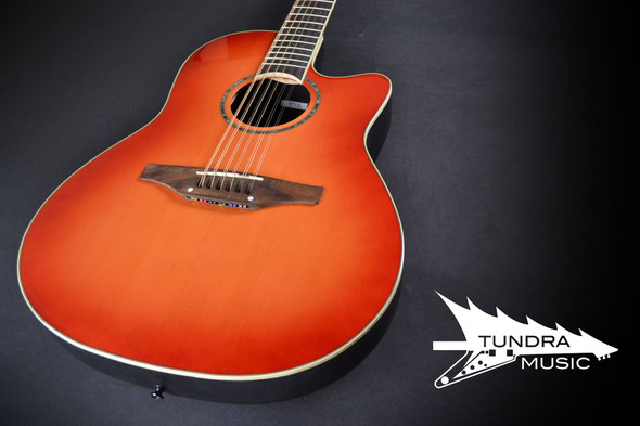 PC - Ovation CC24S - Tuscan Tan Burst