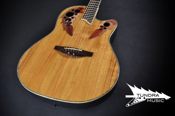 PC - Takamine CC44-FKOA Celebrity PLS MD KOA