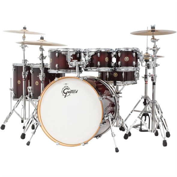 PC - Gretsch Catalina Maple 6 Piece Kit - Cherry Gloss
