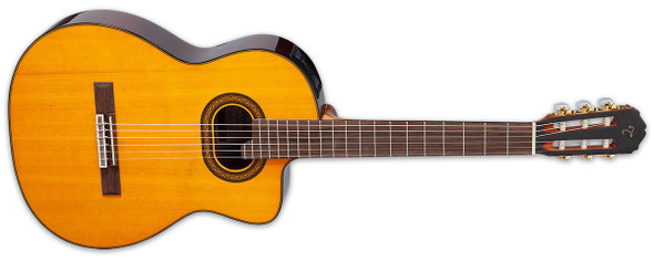 Takamine GC6CE-NAT G-Series Classical Acoustic Guitar- Natural