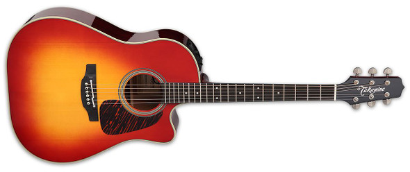 Takamine CP6SSDC Thermal Top Pro Series Acoustic/Electric Guitar