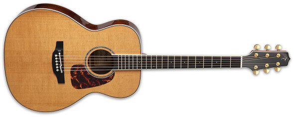 Takamine CP7MO-TT Thermal Top Acoustic Guitar Natural