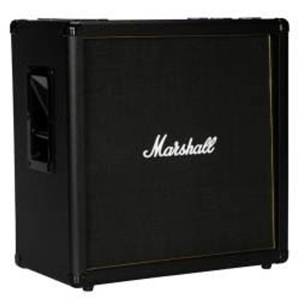 Marshall MG412BG 120W 4 X 12 Straight Cabinet for MG Series