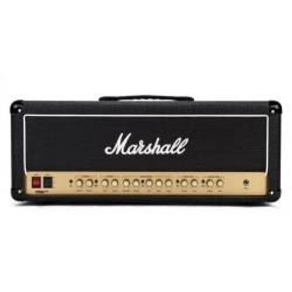 Marshall DSL100HR 100W Valve Head (Switchable to 50W) 2 Channels