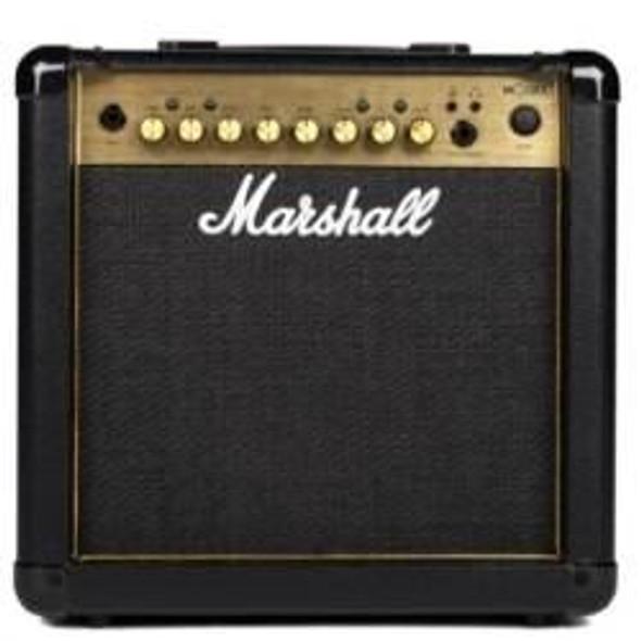 Marshall MG15GFX 15W Combo, 4 Channels, 8 Speaker