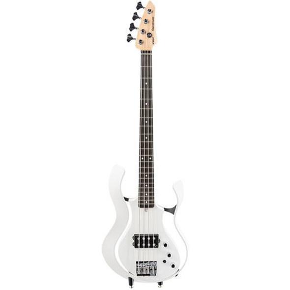 Vox VSBAA1HWHPW Artist StarStream Modelling Active Bass, Pearl White