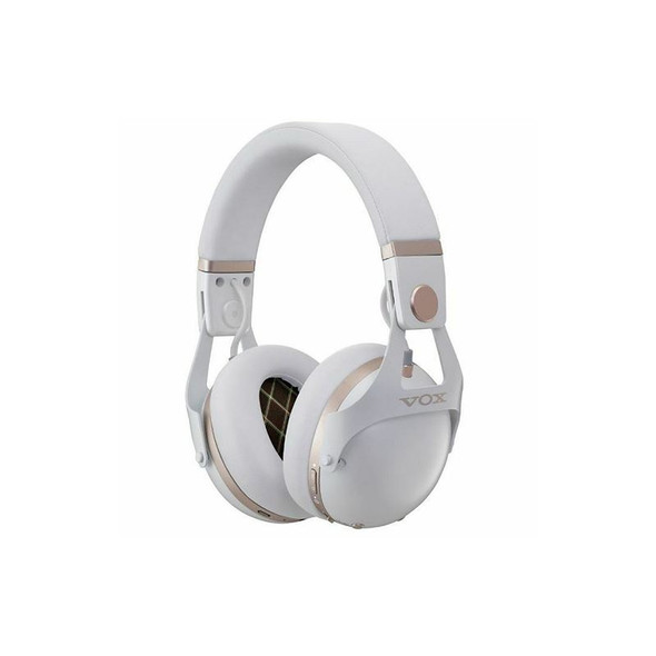 Vox VHQ1WH Headphones Bluetooth Noise for Cancelling - White