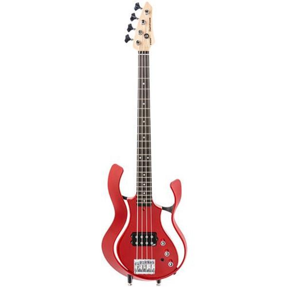 Vox VSBAA2SRDMR Artist StarStream Modelling Active Bass, Metallic Red