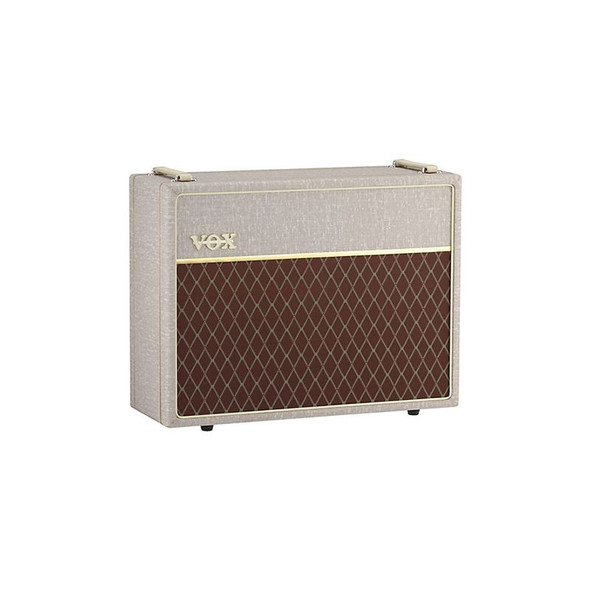 """Vox V212HWX 30W Hand-Wired Cabinet 2 x 12"""" Blue Alnico Speakers"""
