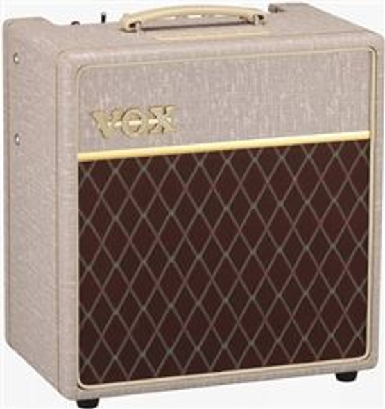 Vox AC4HW1 4W Valve Hand Wired Combo Greenback Single Channel