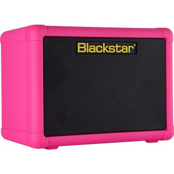 Blackstar FLY 3 3-Watt Mini Guitar Amplifier (Neon Pink)