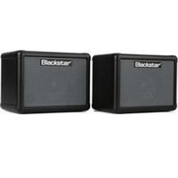 """Blackstar Fly 3 Bass Pack 1x3"""" 3-watt Bass Combo Amp with Cabinet and Power Supply"""