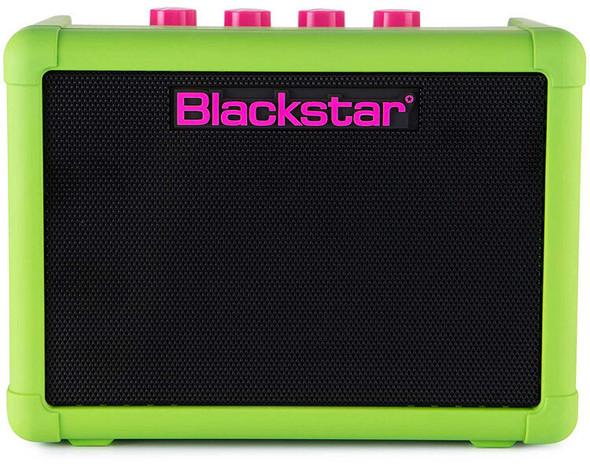 Blackstar FLY3NSGR FLY3 3-Watt Mini Amp - Neon Green