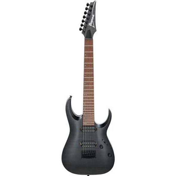 Ibanez RGA742FMTGF RGA Standard 7str Electric Guitar - Transparent Gray Flat