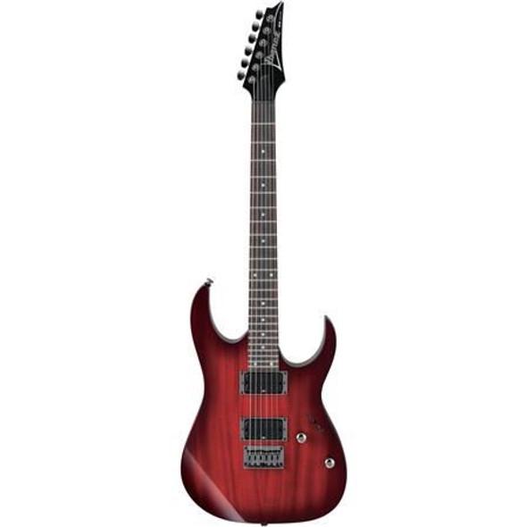 Ibanez RG421BBS RG Standard 6str Electric Guitar - Blackberry Sunburst