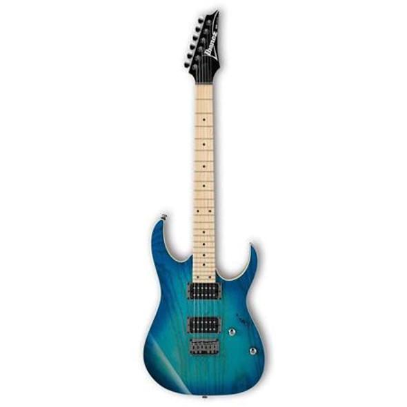 Ibanez RG421AHMBMT RG Standard 6str Electric Guitar - Blue Moon Burst