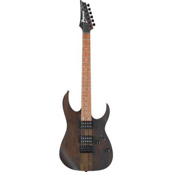 Ibanez RG7421WNF RG Standard 7str Electric Guitar - Walnut Flat