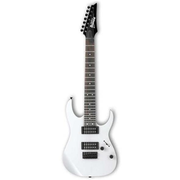 Ibanez GRG7221WH GIO RG 7str Electric Guitar  - White