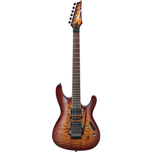 Ibanez S670QMDEB S Standard 6str Electric Guitar  - Dragon Eye Burst