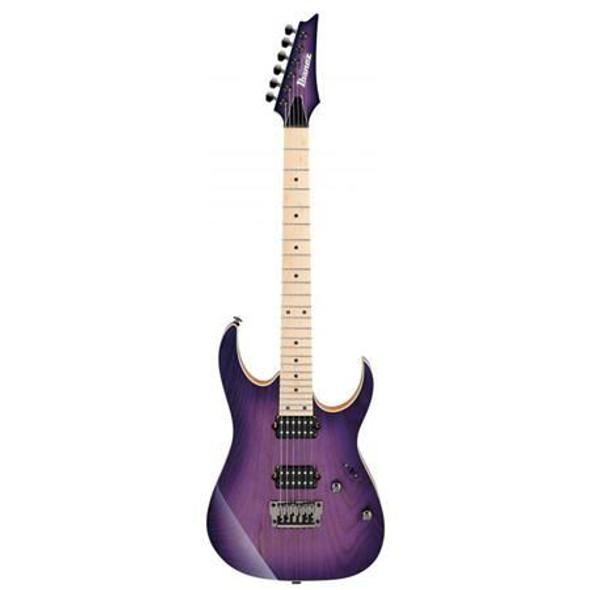 Ibanez RG652AHMFXRPB RG Prestige 6str Electric Guitar w/Case - Royal Plum Burst