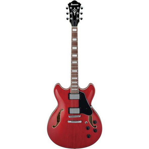 Ibanez AS73TCD AS Artcore 6str Electric Guitar  - Transparent Cherry Red