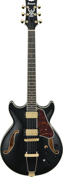 Ibanez AMH90BK AM Artcore Expressionist 6str Electric Guitar - Black
