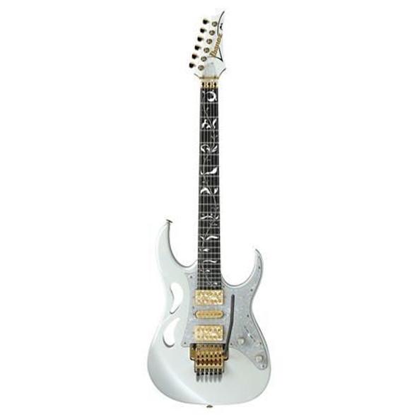 Ibanez PIA3761SLW Steve Vai Signature 6str Electric Guitar w/Case - Stallion White