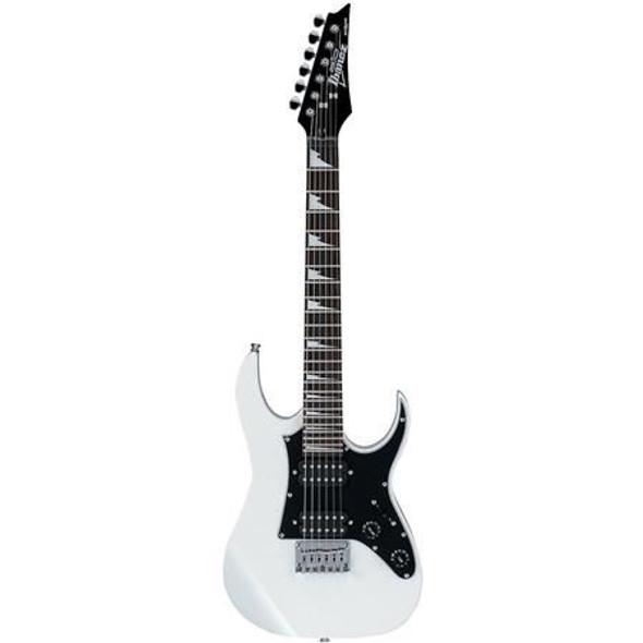 Ibanez GRGM21WH GIO RG miKro 6str Electric Guitar - White