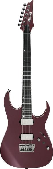 Ibanez RG5121BCF RG Prestige 6str Electric Guitar w/Case - Burgundy Metallic Flat