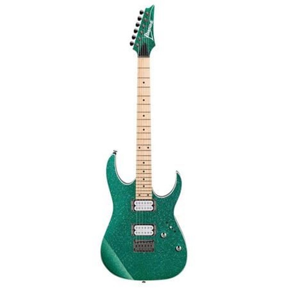 Ibanez RG421MSPTSP RG Standard 6str Electric Guitar - Turquoise Sparkle
