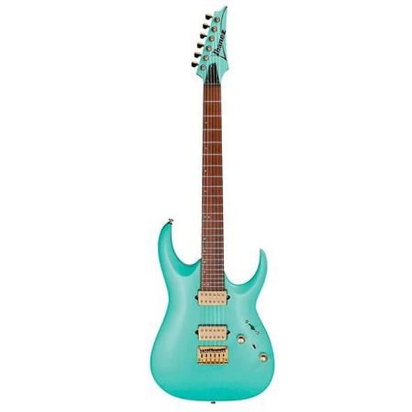 Ibanez RGA42HPSFM RGA High Performance 6str Electric Guitar - Sea Foam Green Matte