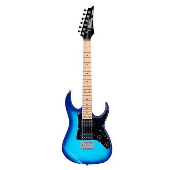 Ibanez GRGM21MBLT GIO RG miKro 6str Electric Guitar - Blue Burst