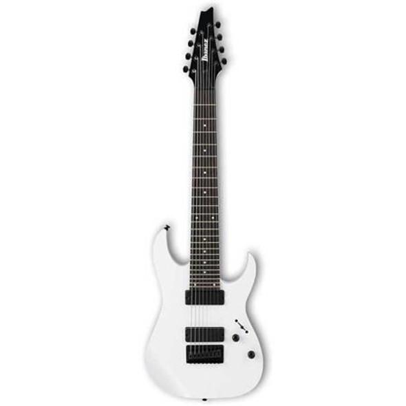 Ibanez RG8WH RG Standard 8str Electric Guitar - White