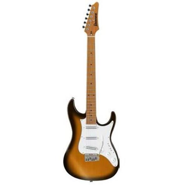 Ibanez ATZ100SBT Andy Timmons Signature 6str Electric Guitar w/Case - Sunburst Flat