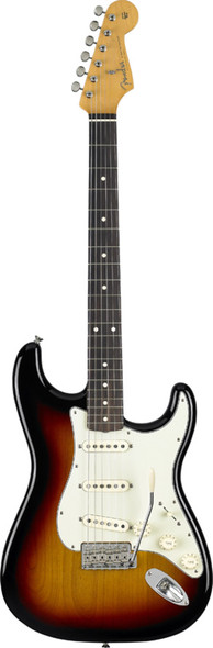 Fender 60'S Stratocaster 3TS With Gig Electric Guitar 0131000300