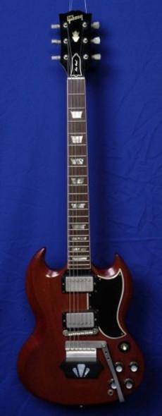 1962 Gibson SG Les Paul Standard - Cherry