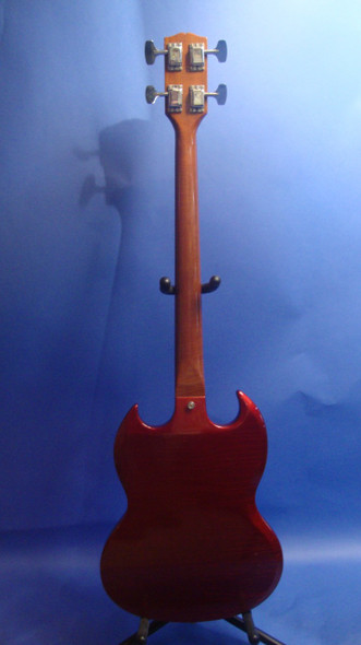 1968 Gibson Melody Maker Bass - Red