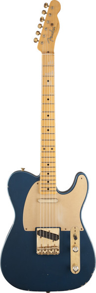 Fender Custom Shop 1952 Telecaster Aged Lake Placid Blue 1505202802